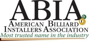 ABIA LOGO - Pool Table Repair