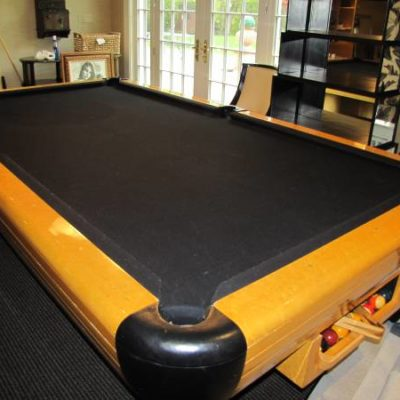 Blatt Billiards Handcrafted Pool Table