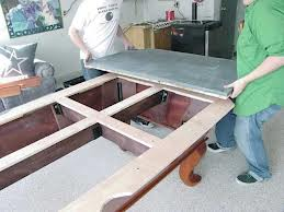Proper pool table moving in Long Island, New York