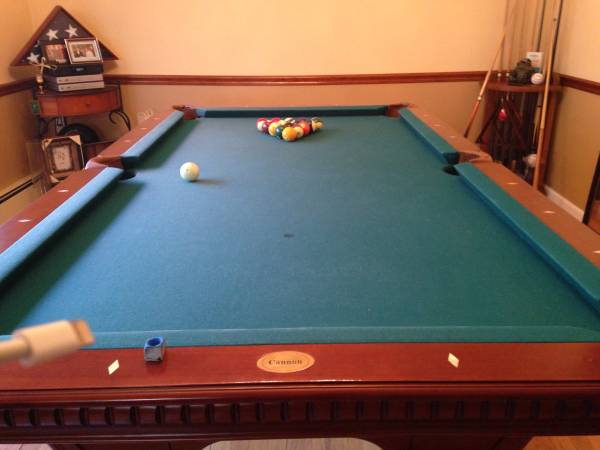 Pool Tables For Sale In Long Island SOLO Pool Table Movers Long - Cannon pool table
