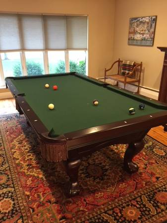 Pool Tables For Sale In Long Island SOLO Pool Table Movers - Brunswick brentwood pool table