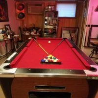 Valley Dynamo Bar Size 6Ft Pool Table