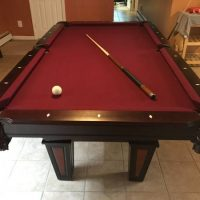 Pool Table 8 Foot Like New Condition