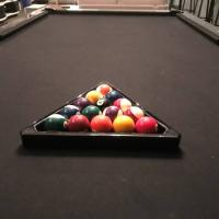 9' Blatt Series Pla-Bol Pool Table