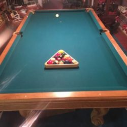 Pool Table Brunswick 4' x 8'