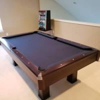 Brunswick Pool Billiards Table Like New