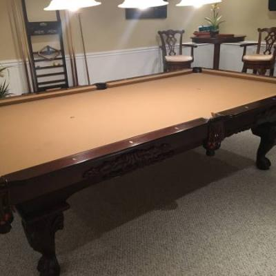 Connelly High end Pool Table