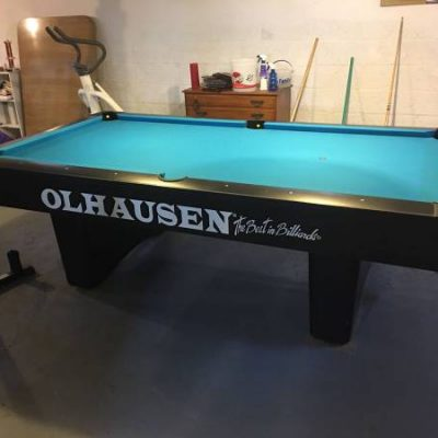 Olhausen Champion Pro ll Pool Table