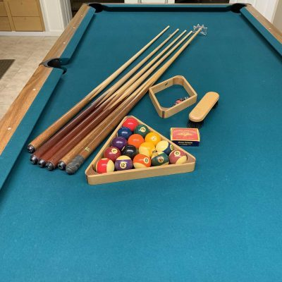 FREE -BRUNSWICK POOL TABLE- FREE