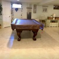 Excellent condition cannon slate table 8'