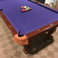 8' Pool Table in great condition
